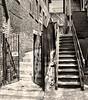 Street Scene in Cleveland's Little Italy