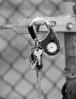 Dangling Key Chain