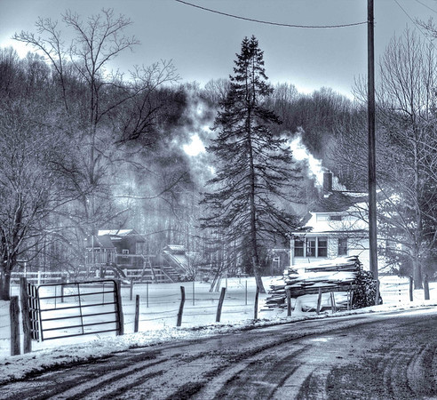 Old Amish House