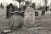 Old Cemetery in Lebanon, Ohio