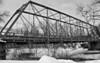 Bridge across the Chagrin River