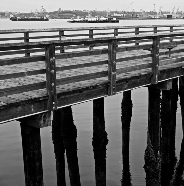 Seattle Harbor Pier