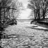 Dugway Creek in Winter