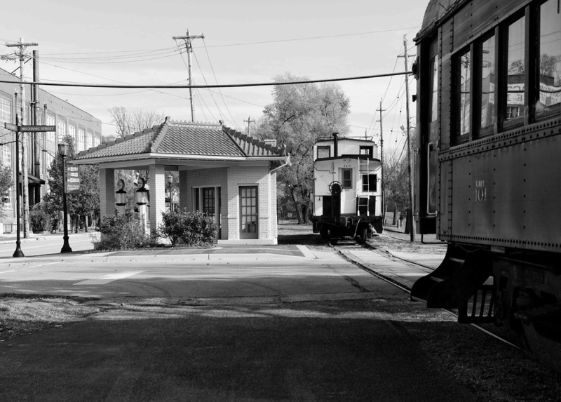 Lebanon Historic Train Station