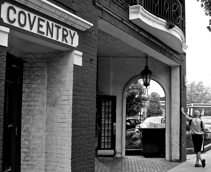 Coventry Street Scene