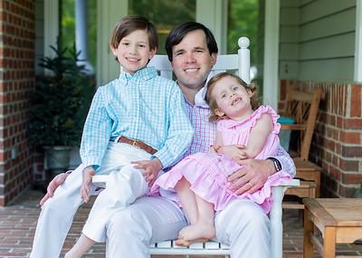 Gaddy family. April 21, 2020. MRC_5876