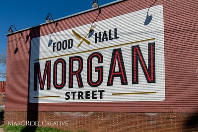 Bright signage around Raleigh. April 5, 2020. D4S_1136