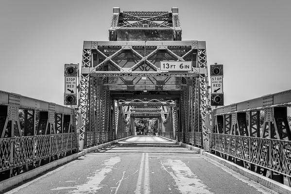 Erector Set Bridge