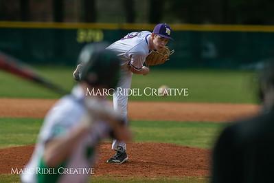 Broughton JV baseball vs Enloe. March 13, 2019. D4S_6867