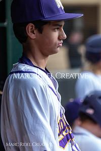 Broughton JV baseball vs Enloe. March 13, 2019. MRC_4205