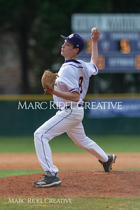 Broughton JV baseball vs Enloe. March 13, 2019. D4S_6890