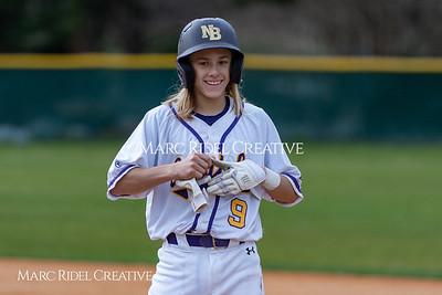 Broughton JV baseball vs Enloe. March 13, 2019. MRC_4241