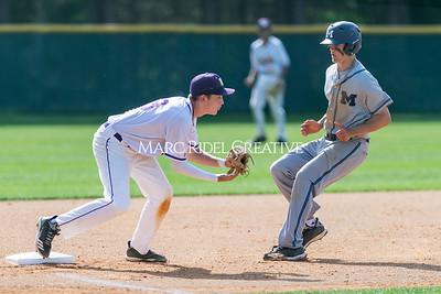 Broughton JV baseball vs Millbrook. April 30, 2019. D4S_6241