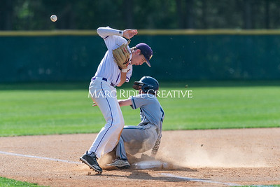 Broughton JV baseball vs Millbrook. April 30, 2019. D4S_6248
