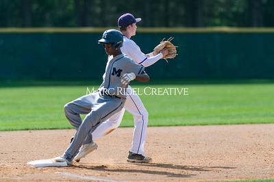 Broughton JV baseball vs Millbrook. April 30, 2019. D4S_6253