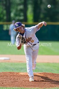 Broughton JV baseball vs Millbrook. April 30, 2019. D4S_6229
