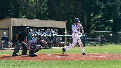 Broughton JV baseball vs Millbrook. April 30, 2019. D4S_6178