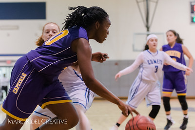 Broughton JV basketball at Clayton. December 11, 2017.