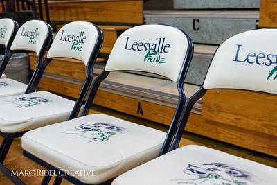 Broughton girls varsity vs Leesville. January 17, 2018.