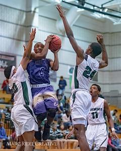 Broughton varsity basketball at Southeast Raleigh. December 15, 2017.