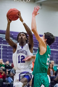 Broughton varsity basketball vs Cary. December 5, 2017.
