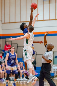 Broughton boy's varsity vs. Green Hope . January 15, 2018.