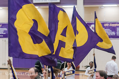 Broughton varsity basketball vs. Lee County. December 13, 2017.