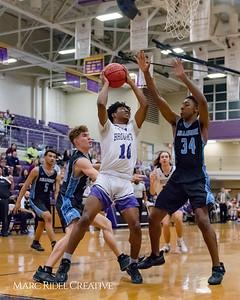 Broughton varsity basketball vs. Millbrook. January 12, 2018.