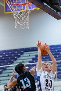 Broughton Varsity Basketball vs Panther Creek. November 13, 2017.