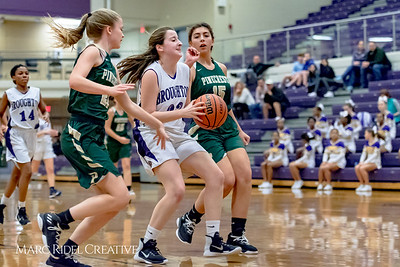 Broughton girls JV vs Pinecrest. December 20, 2017.