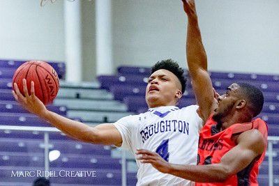 Broughton Varsity Basketball vs Southeast Durham. November 14, 2017.
