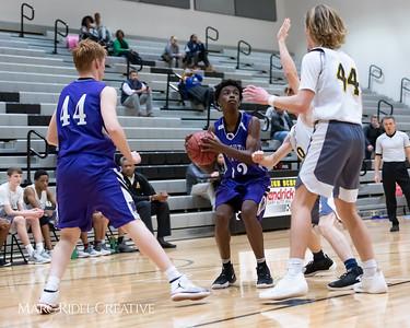 Broughton boys JV basketball vs Apex.  January 28, 2019. 750_8758