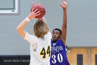 Broughton boys JV basketball vs Apex.  January 28, 2019. 750_8787