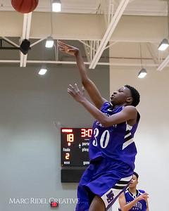 Broughton boys JV basketball vs Apex.  January 28, 2019. MRC_2348
