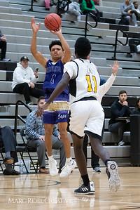 Broughton boys JV basketball vs Apex.  January 28, 2019. 750_8945