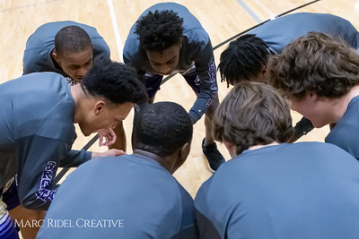 Broughton boys JV basketball vs Apex.  January 28, 2019. MRC_2662