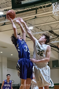 Broughton JV boys basketball vs Cardinal Gibbons. February 7, 2019. 750_3283