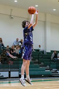 Broughton JV boys basketball vs Cardinal Gibbons. February 7, 2019. 750_3289
