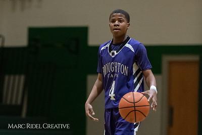 Broughton JV boys basketball vs Cardinal Gibbons. February 7, 2019. 750_3258