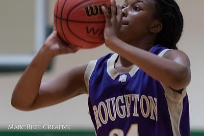 Broughton JV girls basketball vs Cardinal Gibbons. February 7, 2019. 750_2957