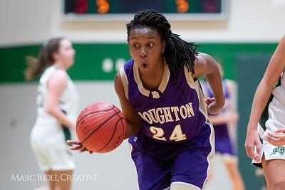 Broughton JV girls basketball vs Cardinal Gibbons. February 7, 2019. 750_2986