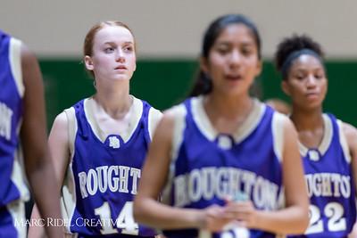 Broughton JV girls basketball vs Cardinal Gibbons. February 7, 2019. 750_3103
