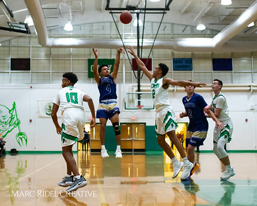 Broughton basketball at Enloe. November 27, 2018, 750_0638