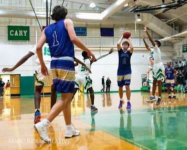 Broughton basketball at Enloe. November 27, 2018, 750_0646