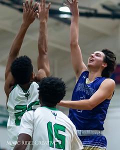 Broughton basketball at Enloe. November 27, 2018, MRC_1616