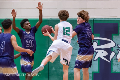 Broughton basketball at Leesville. February 5, 2019. 750_2510