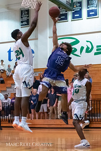 Broughton basketball at Leesville. February 5, 2019. 750_2458