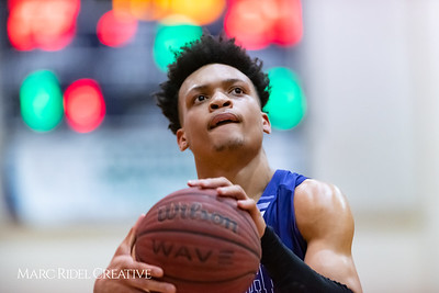 Broughton basketball at Leesville. February 5, 2019. 750_2618
