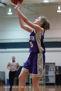 Broughton JV girls basketball vs Millbrook. January 22, 2019. 750_5592