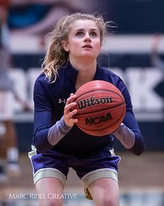 Broughton JV girls basketball vs Millbrook. January 22, 2019. 750_5505